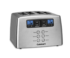 Cuisinart CPT-440FR Touch To Toast Leverless 4 Slice Toaster - Refurbished