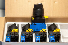 QTY 1 IDEC ø22mm YW Series YW1S-2E10 Control Units Selector Switches