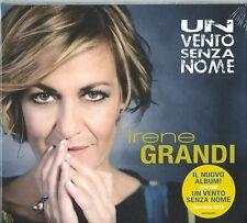 Irene Grandi - Un vento senza nome CD (nuovo album/disco sigillato)