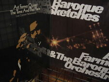 ART FARMER BAROQUE SKETCHES THE TIME &  THE PLACE LIVE  RARE LIMITED 2 LP SET