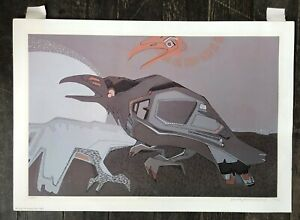 Susan Pennewell Ellis 1983, Pencil signed and numbered color lithograph
