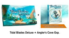Tidal Blades Kickstarter Deluxe Edition + Angler's Cove Expansion - Board Game