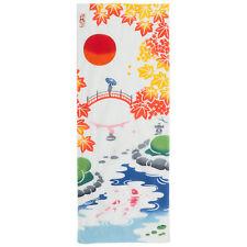 Garden Beauty Japanese Cotton Tenugui