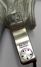 Scotty Cameron Studio Select Newport Putter + Tête Housse