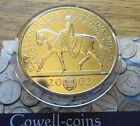 Con prova & BU Commemorative Monete 1965 2015 Cinque Pound – Reale Come nuovo