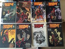 Hellboy Collection: Box Of Evil, Weird Tales, Christmas Special, Conqeror Worm