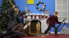 HOME ALONE action figure set~Kevin,Marv & Harry~Christmas~Culkin,Pesci~NECA~NIB