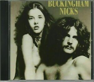 BUCKINGHAM NICKS - CD new sealed