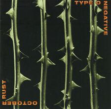 Type O Negative – October Rust    - CD