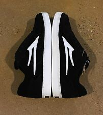 Lakai MJ 5 Size 13 US Black Suede Marc Johnson Pro Model Skate Shoes Deadstock