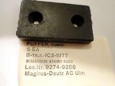 10 Oldtimer Magirus Deutz Unterlage Motorhaube Gummipuffer 0041111 KHD 8403119