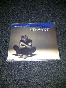 ROD STEWART WALTZING MATILDA CD SINGLE 1992 RARE TOM TRAUBERTS BLUES