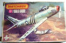 F-86A/5 Sabre - Matchbox PK-32 - 1/72