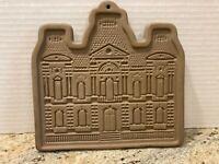 Hartstone Cookie Mold Smithsonian Renwick American Art Museum Vintage 1979 Clay