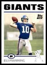 2004 Topps Eli Manning RC Giants #350