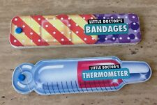 LITTLE DOCTOR'S THERMOMETER & BANDAGES BOARD BOOK 1998 CHILDREN'S