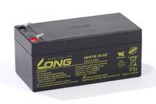 Akku kompatibel EP3,6-12 12V 3,3Ah wie 3,6Ah Blei AGM Batterie wiederaufladbar