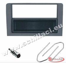 Kit montaggio autoradio 1 DIN per FIAT  IDEA / LANCIA MUSA con cassetto colore N