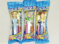 Set of 3 Toy Story 4 PEZ Dispensers & Candy Woody Buzz Lightyear Bo Peep