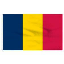 Chad Flag 2ft x 3ft Nylon