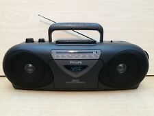 Philips AQ5150 Kassettenrecorder Ghettoblaster Radio Cassette Recorder