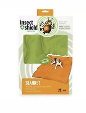 New listing Insect Shield Repellent Gear Green Dog Blanket Medium 56 L x 48 W New Free Shipp