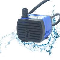 Hot !Aquarium pumpe Umwälzpumpe Förderpumpe Tauchpumpen Wasserpumpe 220L/H 3W