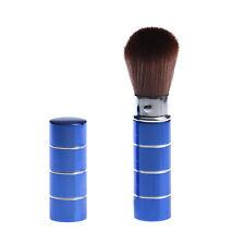 Pro Cosmetic Metal Telescopic Brush Cheek Blush Brush Foundation Makeup Brush N2