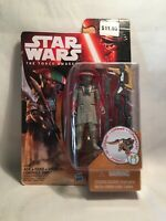 Star Wars The Force Awakens Constable Zuvio Action Figure New Sealed