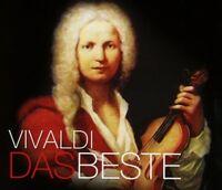 DAS BESTE: VIVALDI  3 CD NEW VIVALDI,ANTONIO