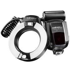 walimex pro TTL Ringblitz für Nikon, für Makro-/Medizin-/Wissenschaftsfotografie