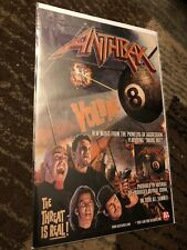 Anthrax -Volume 8:The Threat Is Real(1998 Comic Book Promo)Thrash