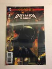 Batman And Robin #1 One Shot (DC) 3-D Cover combine shipping discount