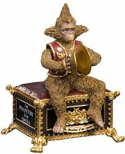 THE SAN FRANCISCO MUSIC BOX COMPANY Phantom Of The Opera Musical Monkey Figurine