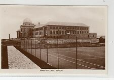 MARR COLLEGE, TROON: Ayrshire postcard (C4020).