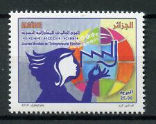 Algeria 2018 MNH World Women's Womens Entrepreneurship Day 1v Set Stamps