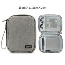 Electronic Accessories Data Cables Storage Bag USB HDD Organizer for Travel