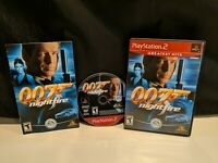 James Bond 007: NightFire - Playstation 2 PS2 Game - Complete