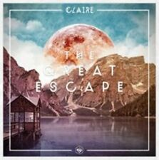 CLAIRE (GERMANY) - THE GREAT ESCAPE ~ New Factory Sealed CD