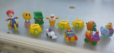 Vintage McDonalds Happy Meal Toys McDino Changeables 1990
