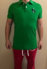 NWT Abercrombie Fitch A&F Hollister Mens Muscle Icon Polo Logo Tee T shirt SMXXL