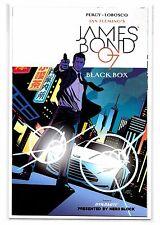 JAMES BOND 007 BLACK BOX #1 - Nerd Block Exclusive Variant - Dynamite Comics!