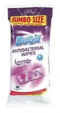 Duzzit Antibacterial Wipes Lavender Jumbo Size