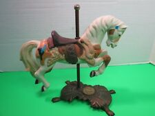 The Great American Carousel Horse Tobin Fraley Limited Edition 8317 Signed