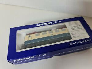 Fleischmann Art.-Nr 64328, DC, Ellok BR 141 128-9 DB, Digital Twin-Decoder (DCC)