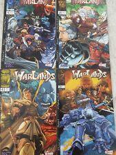 Warlords Comics tome 1 à 4