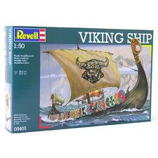 Revell Viking Ship Model Scale 1:50