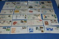 Turkish Republic Northern of Cyprus sleeved First Day Covers FDC BlueLakeStamps
