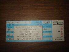 Concert Ticket Stub Janet Jackson 4/28/90 unbenutzt Ticket