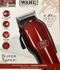 WAHL  PROFESSIONAL Corded 5 STAR SERIES ( Brand New ) Best Price Fast Delivery